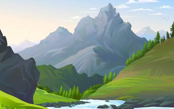 Видеоурок Равнины и горы России  Молодые горы это те которые возникли сравнительно недавно и продолжают до сих пор подниматься Обычно это высокие горы с пикообразными вершинами