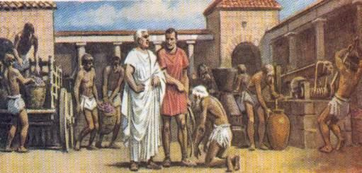 Сексуальное рабство в древнем мире